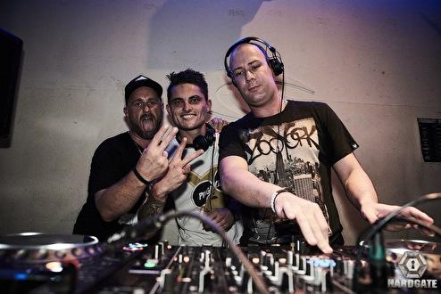 foto Mutilate DJs