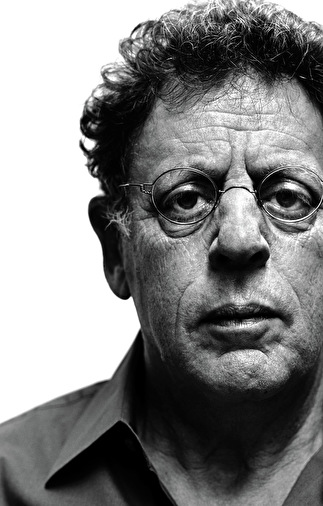 foto Philip Glass