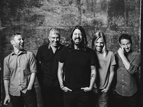 foto Foo Fighters