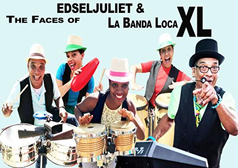foto Edsel Juliet & La Banda Loca