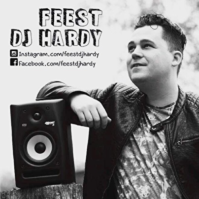 Feest DJ Hardy (foto)