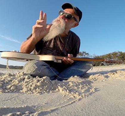 foto Seasick Steve
