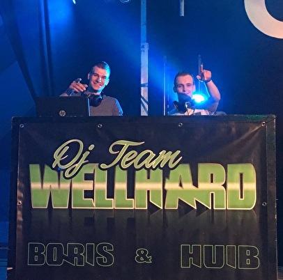 foto Team Wellhard
