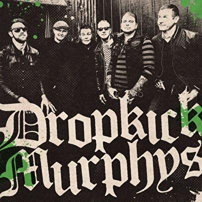 foto Dropkick Murphys
