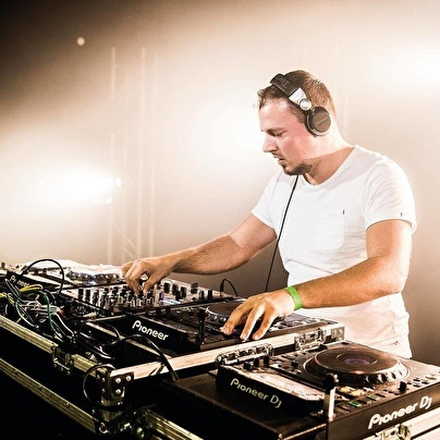 performance archive · Minus 25 · Barry Stabij · DJ · DJ Minus 25