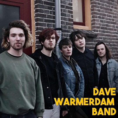 foto Dave Warmerdam Band