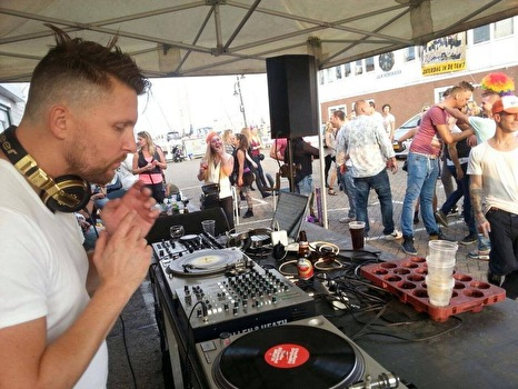 Steffie in tha Mix (foto)