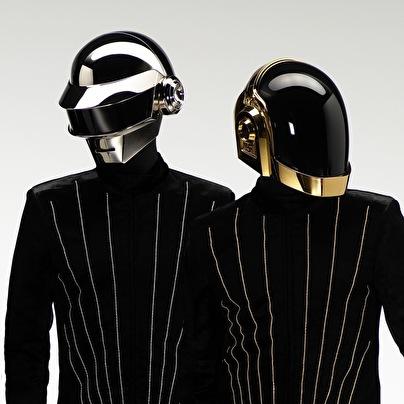 foto Daft Punk