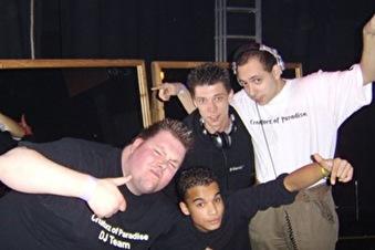 C.o.p. dj Team (foto)