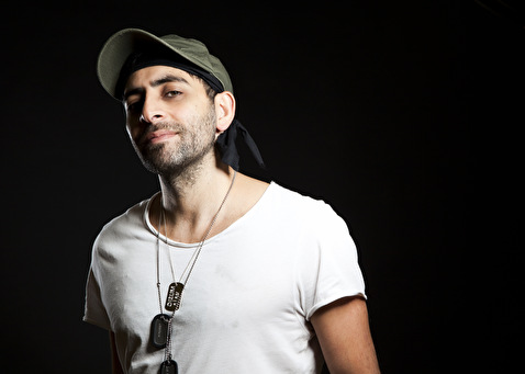Darius Syrossian (foto)