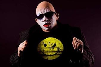 Der Klown (foto)