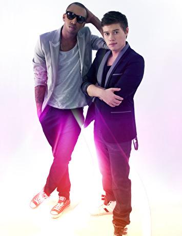 Christian J & Lino V (foto)