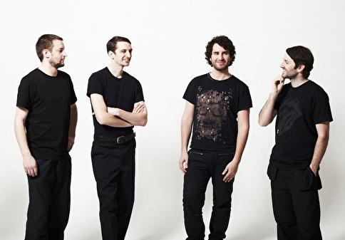 Modern Deep Left Quartet (foto)