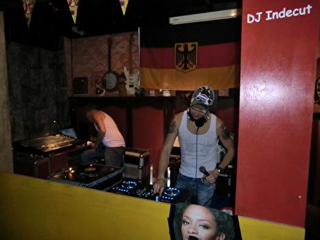 Vinyl & Debiel-show (foto)