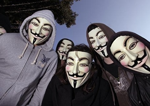 Anonymous DJ's Team (foto)