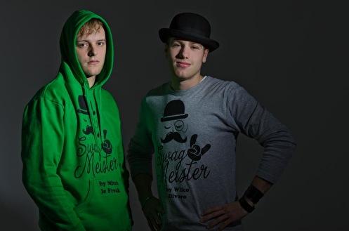 Wilco Divaro & Mitch le Freak (foto)
