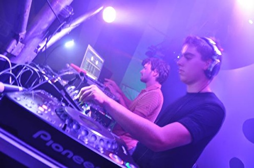 Nightlife dj's (foto)