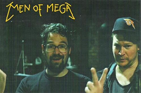 Men of Mega (foto)