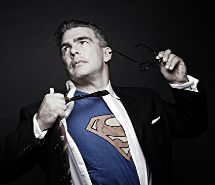 Clark Kent (foto)