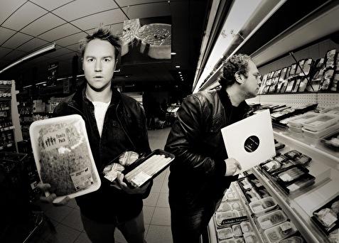 Ben Dover DJs (foto)