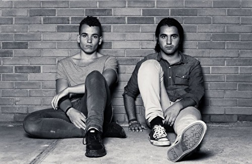 foto Piotr & Zhan