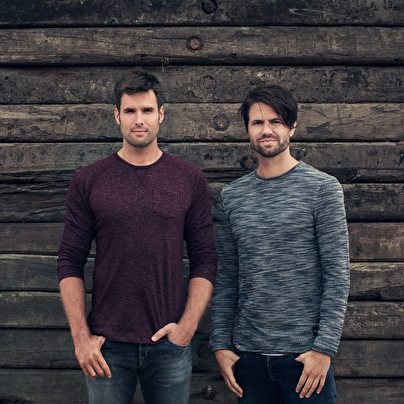 foto Nick & Simon