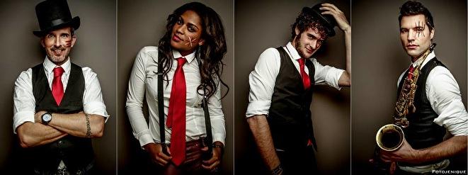 Men & Cherry (foto)