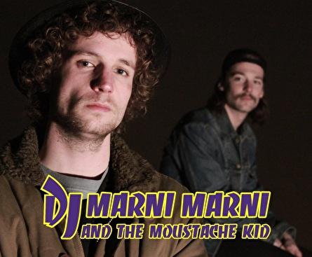 Marni Marni and The Moustache Kid (foto)