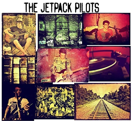 The Jetpack Pilots (foto)
