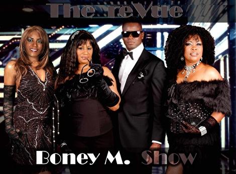 The Boney M. Show (foto)