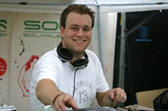 DJ Dazzle: Jonge 'oude rot' in de Trancewereld (afbeelding)