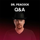 afbeelding Appic & Partyflock's Q&A met Dr. Peacock