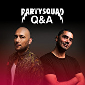 afbeelding Appic & Partyflock's Q&A met The Partysquad