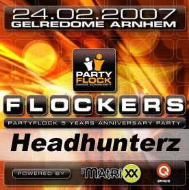 Flockers presenteert: Headhunterz (afbeelding)