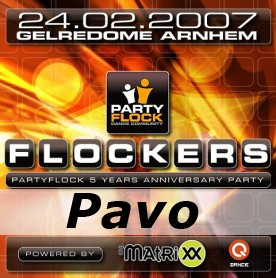 Flockers presenteert: Pavo (afbeelding)
