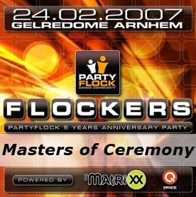 Flockers presenteert: Masters of Ceremony (afbeelding)