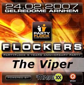 Flockers presenteert: The Viper (afbeelding)
