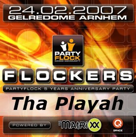 Flockers presenteert: Tha Playah (afbeelding)