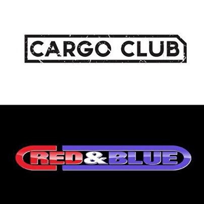 afbeelding Red & Blue Cargo Club