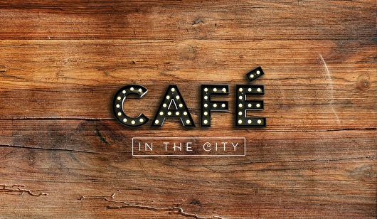 Café in the City (image)