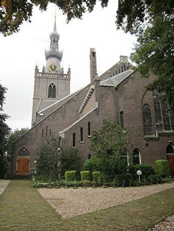 Grote Kerk Overschie (afbeelding)