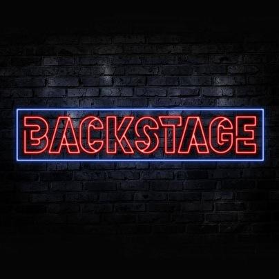 afbeelding Backstage