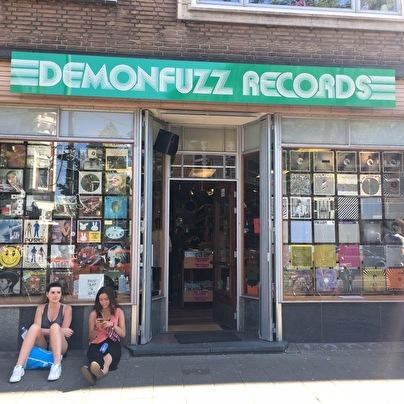 afbeelding Demonfuzz Records
