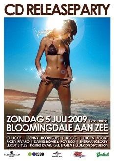 afbeelding Bloomingdale CD 2009
