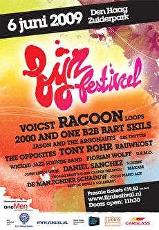 afbeelding Fijn Festival maakt gehele programma en timetable bekend