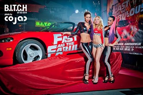 Wie heeft er een mooie race- of tuningauto voor Fast and the Fabulous 1 maart? (afbeelding)