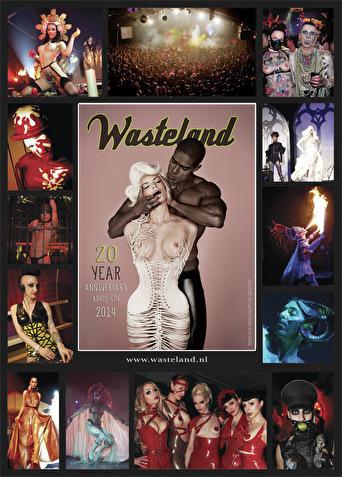 Wasteland viert twintigjarig bestaan (afbeelding)