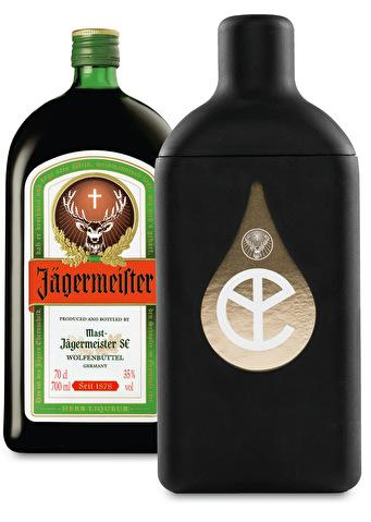 Jägermeister en Yellow Claw lanceren limited edition fles (afbeelding)