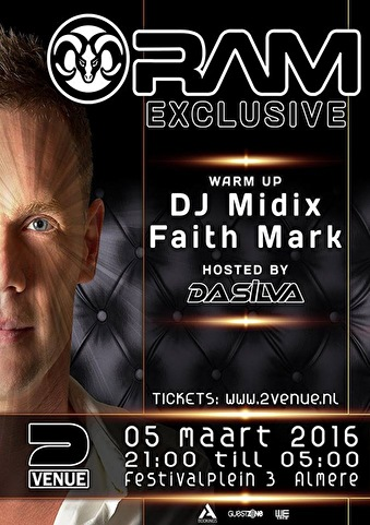Trance is weer hip en happening in 2 Venue met Trance Exclusive en Have Faith in Trance (afbeelding)