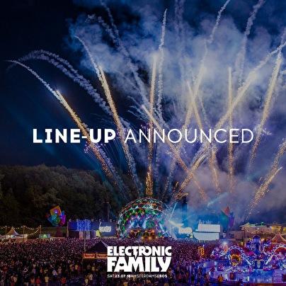 Electronic Family 2016 line-up bekendgemaakt (afbeelding)